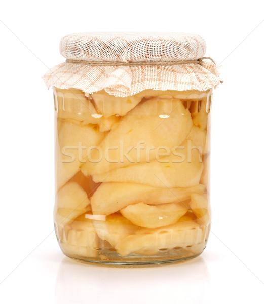 Pear compote Stock photo © erierika