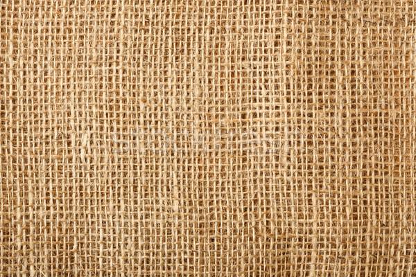 自然 リネン 繊維 テクスチャ マクロ ストックフォト © erierika