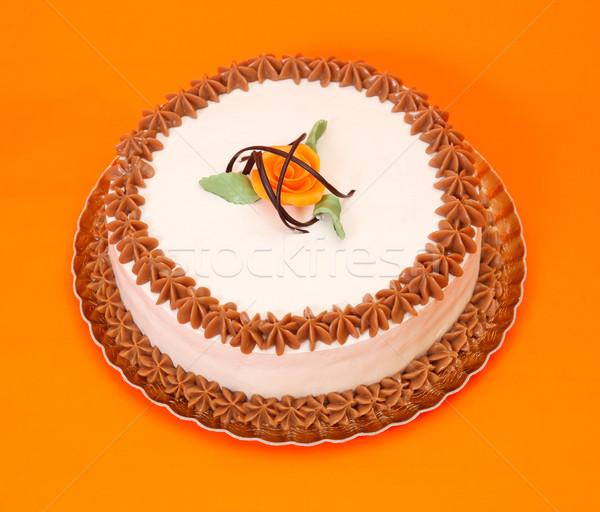 Toffee cake  Stock photo © erierika