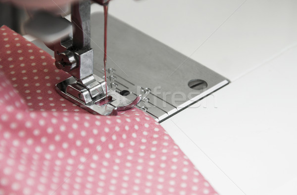 Sewing Machine Detail Stock photo © Es75