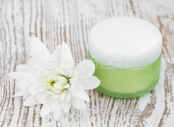 Moisturizing face cream Stock photo © Es75