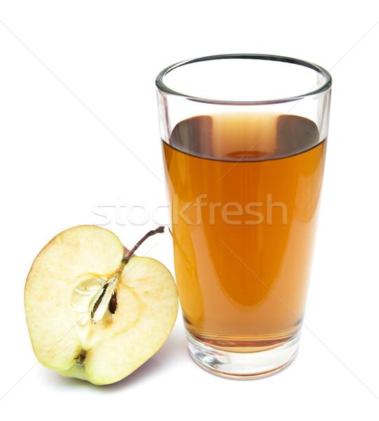 リンゴジュース 新鮮な リンゴ 白 食品 リンゴ ストックフォト © Es75