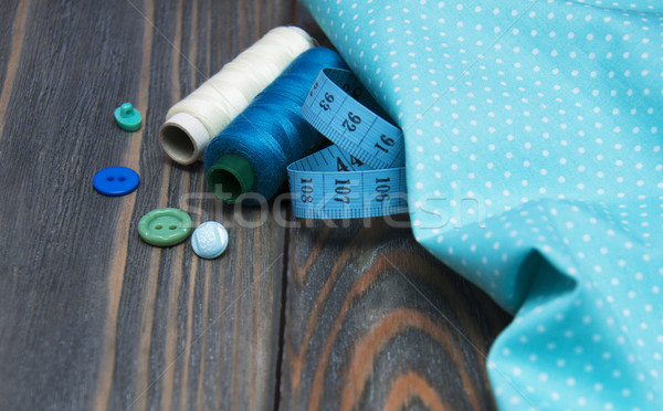 Stock photo: Accessory of the tailor