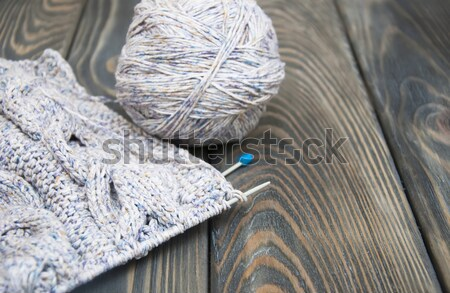 Knitting Stock photo © Es75