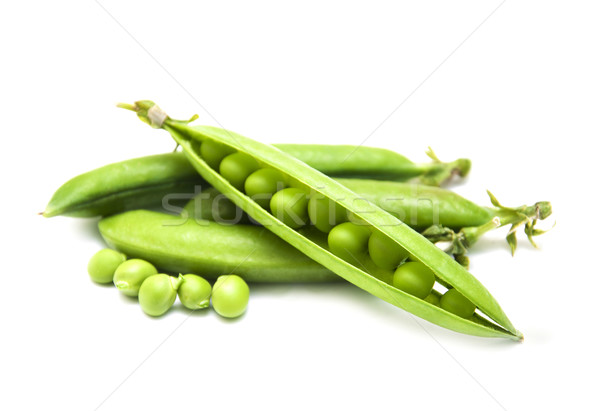 fresh green pea in the pod Stock photo © Es75
