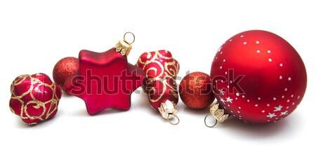 Christmas Bauble Stock photo © Es75