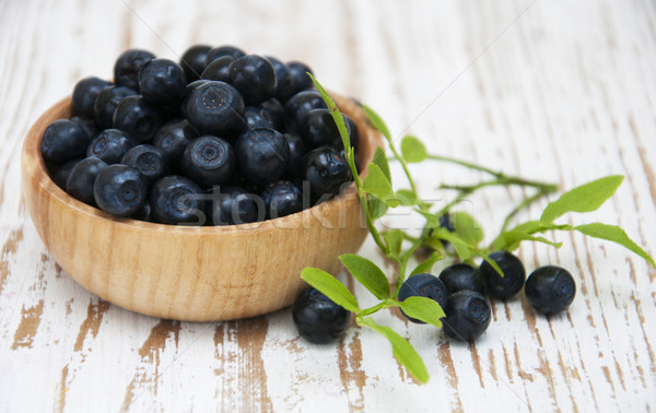 blueberry Stock photo © Es75