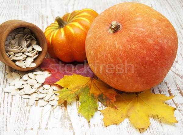 Autumn decoration Stock photo © Es75