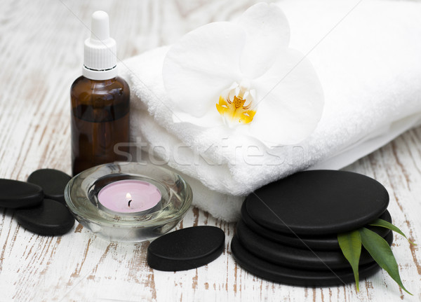 Spa Accessories Stock photo © Es75