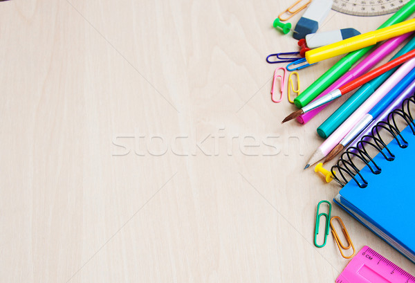 office or school supplies Stock photo © Es75
