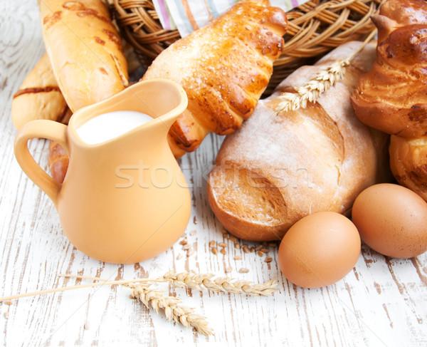 Bread Stock photo © Es75