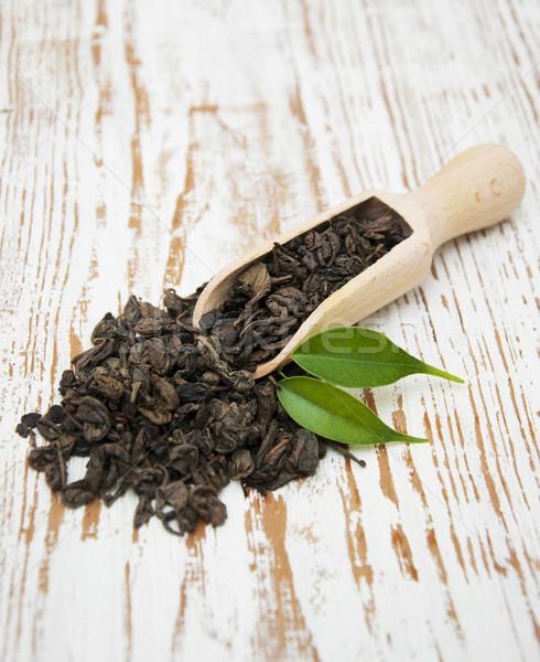 green tea Stock photo © Es75