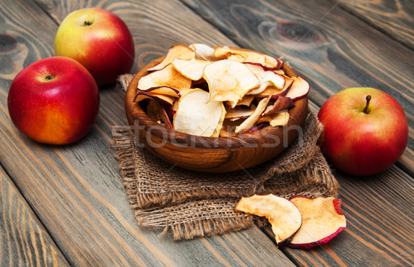 dried apples Stock photo © Es75