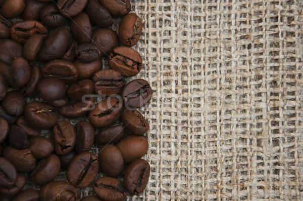 Coffee background Stock photo © Es75