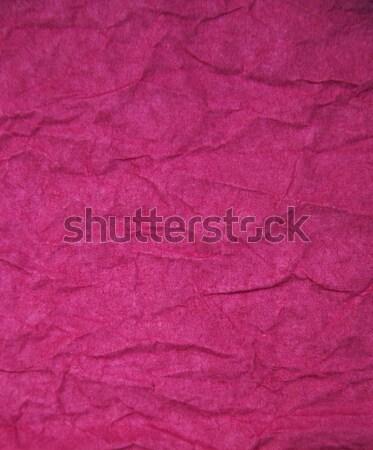 pink paper texture Stock photo © Es75