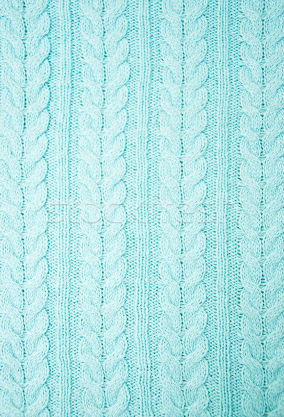 knitted fabric texture Stock photo © Es75