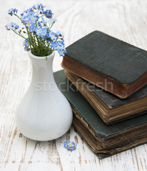Old Book Stock photo © Es75