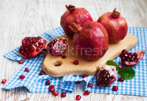 pomegranate Stock photo © Es75