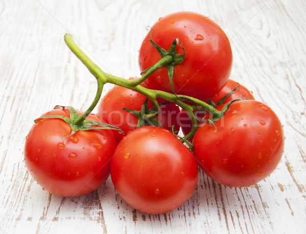 Tomatoes Stock photo © Es75