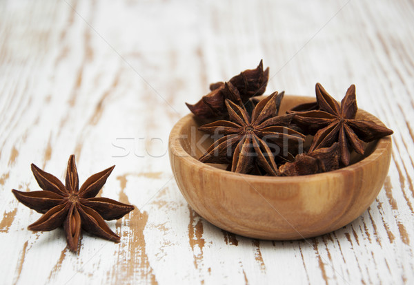 star anise Stock photo © Es75