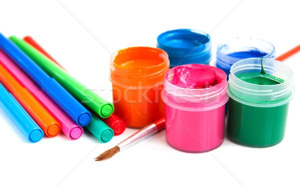art and craft equipment Stock photo © Es75