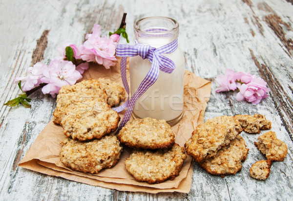 oatmeal cookies Stock photo © Es75