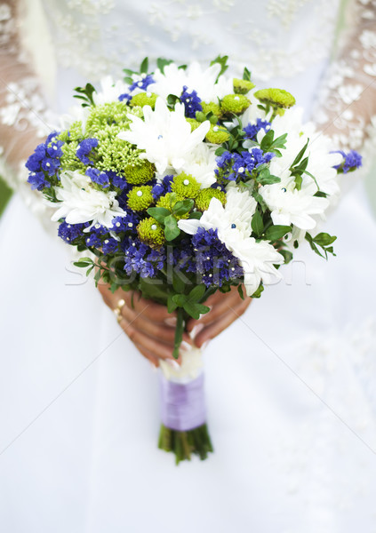 Bride's bouquet Stock photo © Es75
