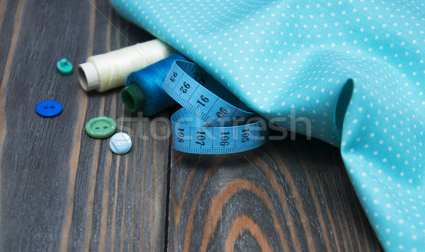 Accessory of the tailor Stock photo © Es75