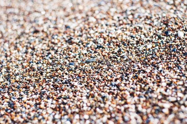 pebbles on the beach Stock photo © Es75