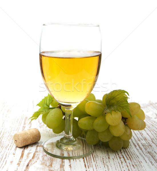 White wine Stock photo © Es75