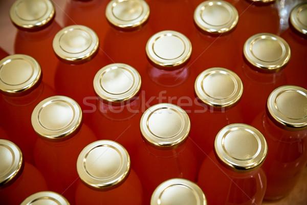 Bottle tops Stock photo © esatphotography