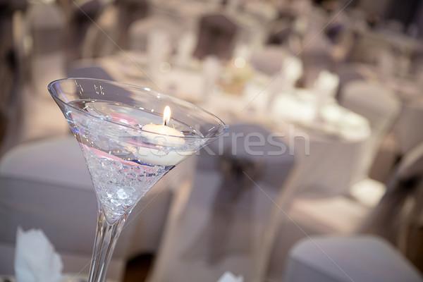 Stock fotó: üveg · felső