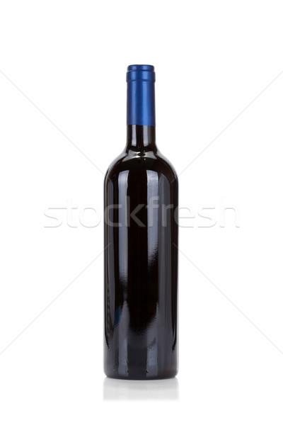 бутылку изолированный белый фон ресторан Сток-фото © Escander81