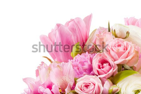 Amazing flower bouquet arrangement Stock photo © Escander81