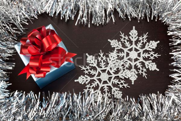 шкатулке праздник бумаги любви Сток-фото © Escander81