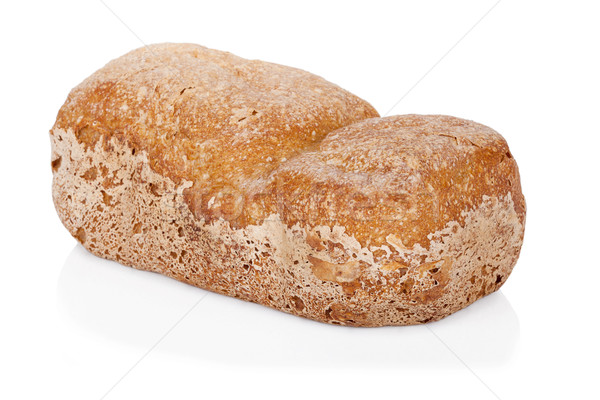 домашний хлеб изолированный белый здоровья фон Сток-фото © Escander81