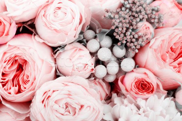 букет цветы Пасху цветок свадьба саду Сток-фото © Escander81