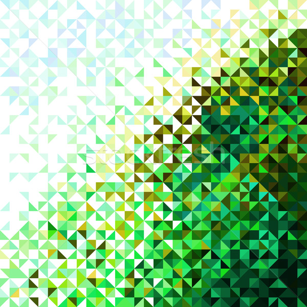 Abstract Light Brilliant Nature Pattern. Bright Sparkle Sky and  Stock photo © ESSL
