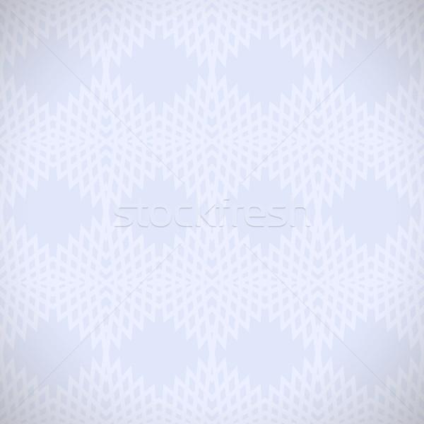 抽象的な シームレス 水色 パターン テクスチャ ファッション ストックフォト © ESSL