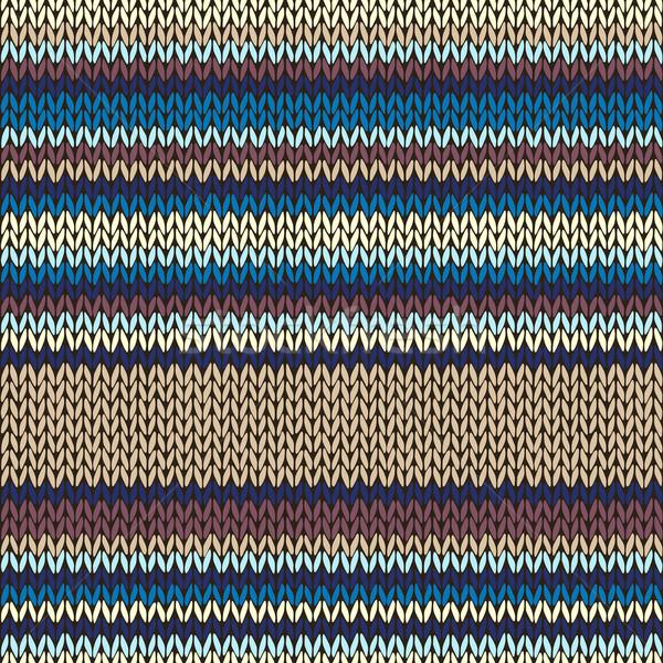 Tricoté couleur rayé modèle texture Photo stock © ESSL
