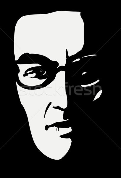 Male face Stock photo © ESSL