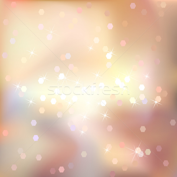 Abstract light brilliant vector background  Stock photo © ESSL