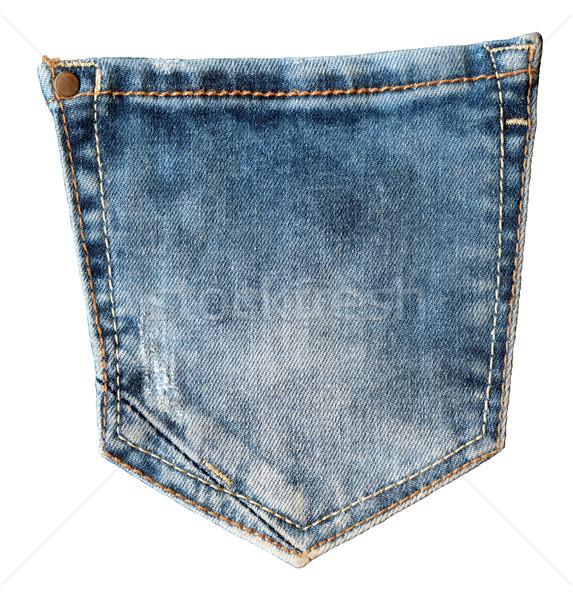 Back jeans pocket Stock photo © ESSL