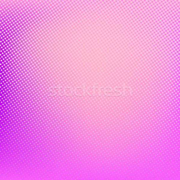 Halftone background. Pink abstract spotted pattern. Vector illus Stock photo © ESSL