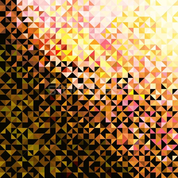 Abstract luce brillante divertimento vacanze pattern Foto d'archivio © ESSL