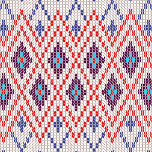 Seamless Pattern Stock photo © ESSL