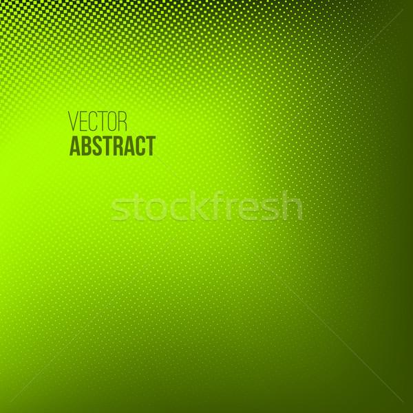 Resumen medios tonos punteado negocios presentación papel Foto stock © ESSL