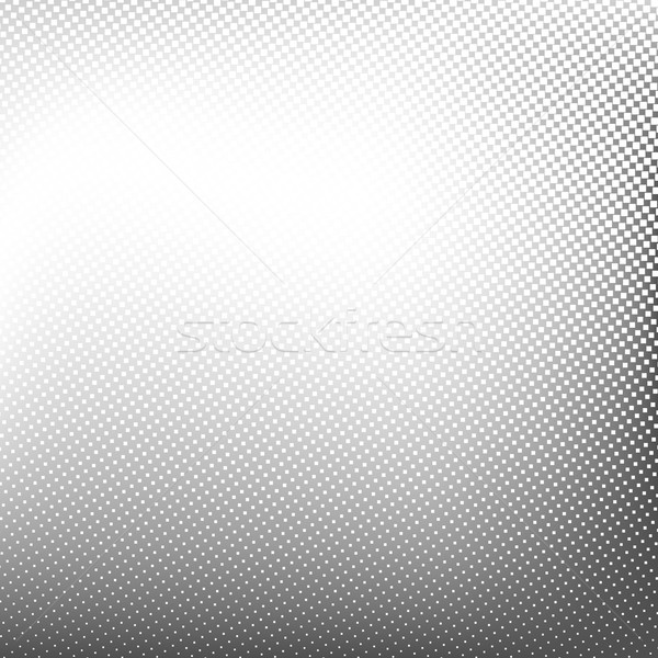Halftone background. Abstract spotted pattern Stock photo © ESSL
