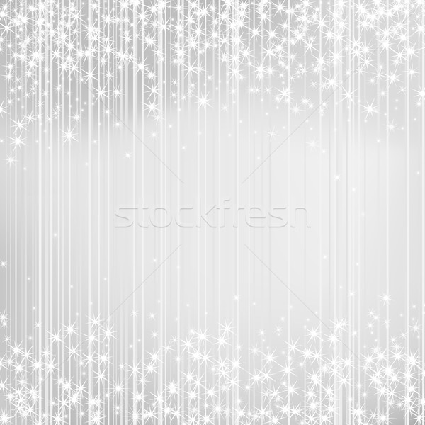 Bright background with stars. Festive design Stock photo © ESSL