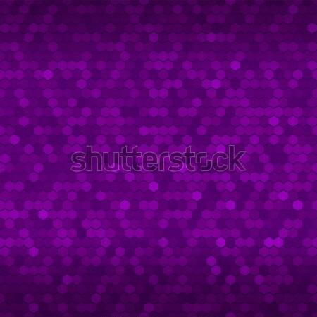 Hatszög absztrakt mértani végtelen minta természet terv Stock fotó © ESSL